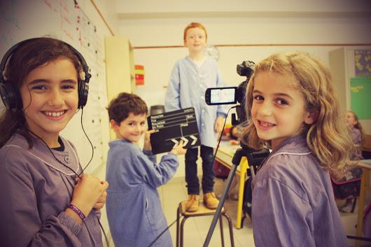 atelier multimédia et classe découverte créative - école maternelle et primaire