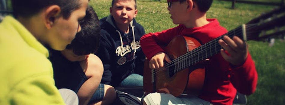 atelier musique - composition de la chanson
