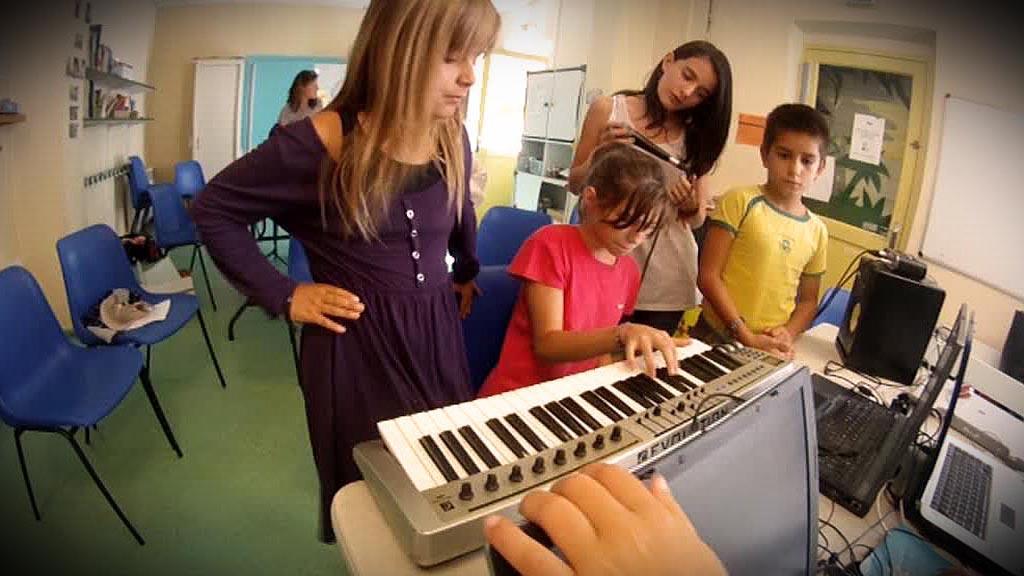 ateliers artistiques - musique