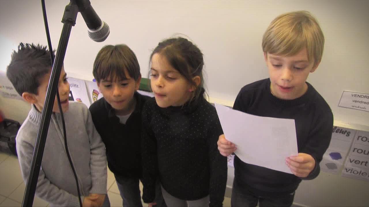 ateliers créatifs - creation chanson