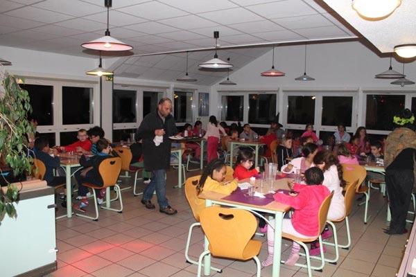 classe verte cinéma vercors - le restaurant