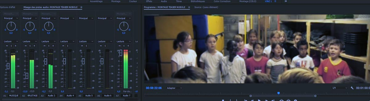 atelier de cinema enfant - photo 04