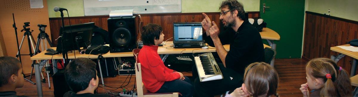 atelier de musique - photo 06