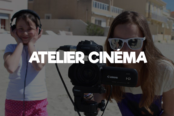 atelier de cinema marseille